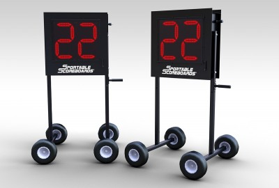 1200L Lacrosse Shot Clocks