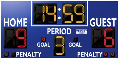 1230 Hockey Scoreboard