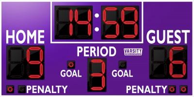 1232 Hockey Scoreboard