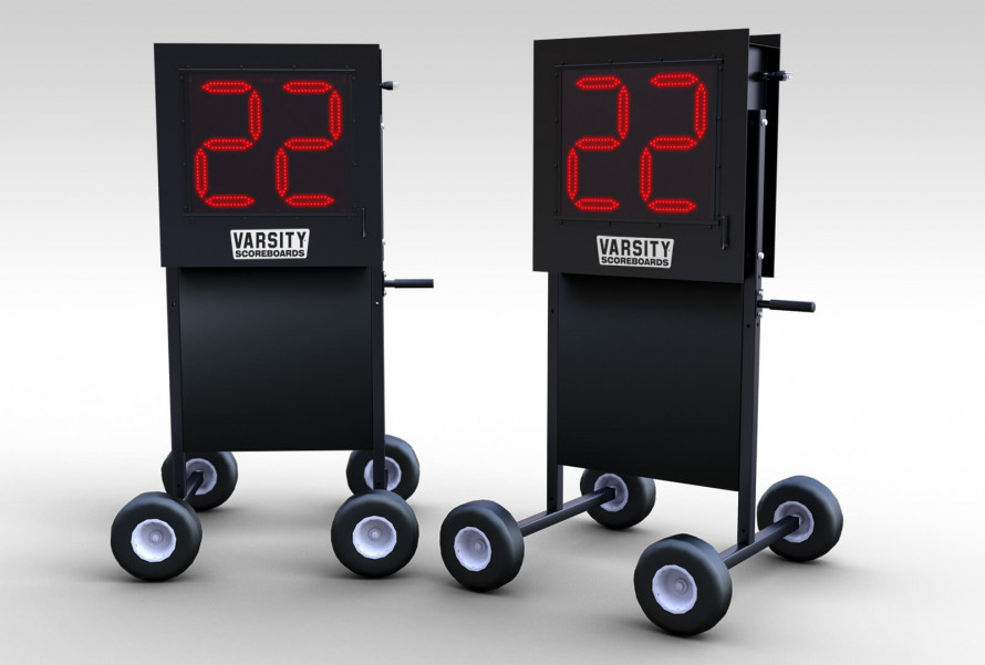1300L Lacrosse Shot Clocks