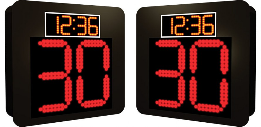 2212 Basketball Shot Clocks