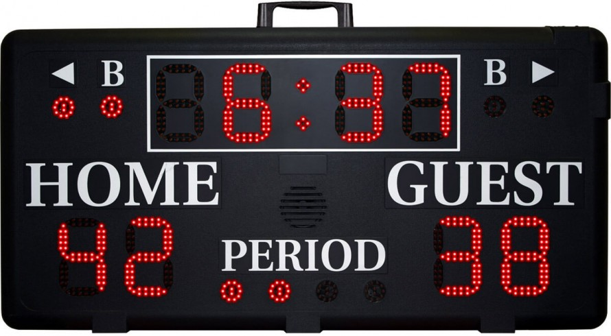 2207OD Outdoor Portable Scoreboard