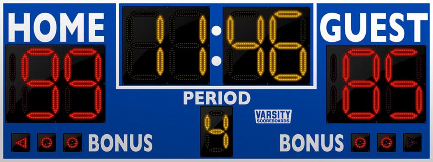 2236 Basketball/Multisport Scoreboard