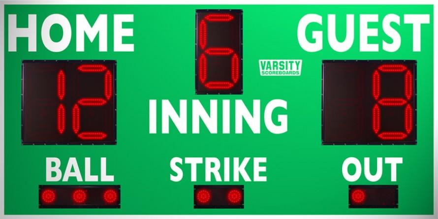 [WLLP_2054]   Varsity Scoreboards 3314 Baseball Scoreboard | Scoreboard Wiring Diagrams |  | Varsity Scoreboards