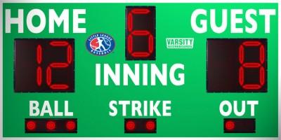 3314 Baseball-Softball Scoreboard (LL)