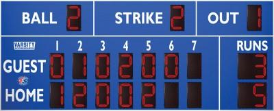 3316 Baseball-Softball Scoreboard (LL)