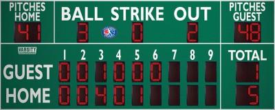 3359 Baseball-Softball Scoreboard (LL)