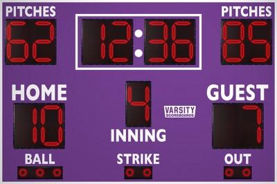 VSBX-355 Baseball/Softball Scoreboard
