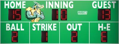 VSBX-388 Baseball/Softball Scoreboard