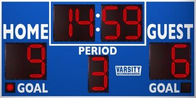 VSBX-630 Soccer/Multisport Scoreboard