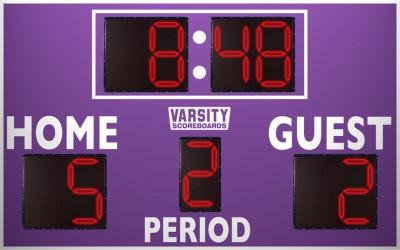 3450 Soccer/Multisport Scoreboard