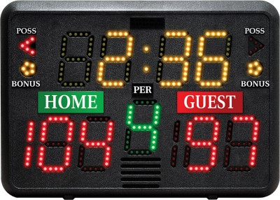LED-4 Portable Multisport Scoreboard
