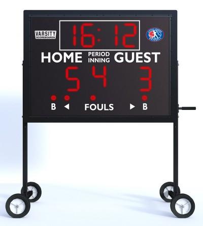 MS-4 Portable Multisport Scoreboard (LL)