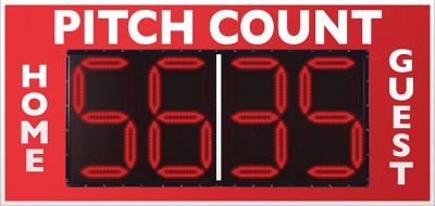VSBX-PC2 Pitch Count