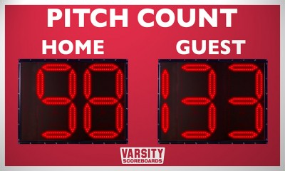 VSBX-PC3 Pitch Count