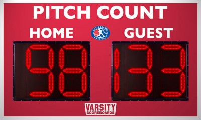 PCD3 Pitch Count (LL)