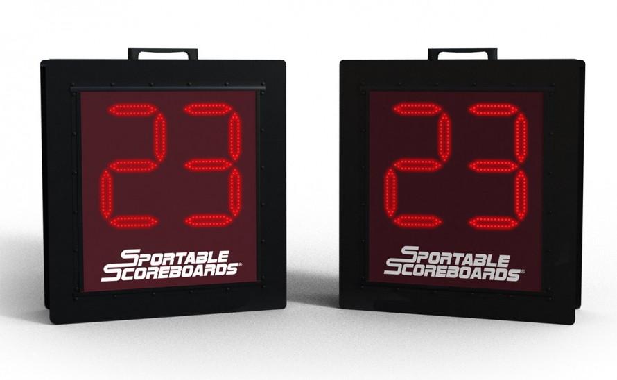 SC-9 Portable Shot Clocks